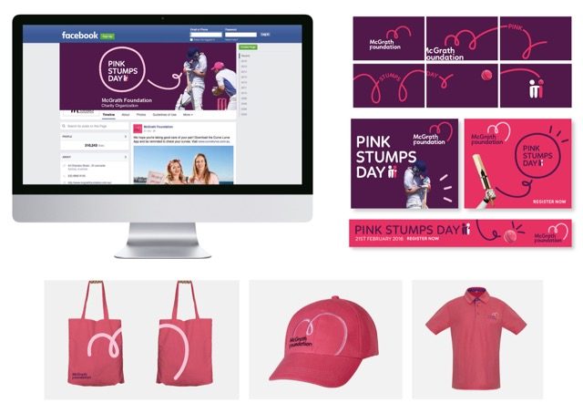 Web presence and merchandise