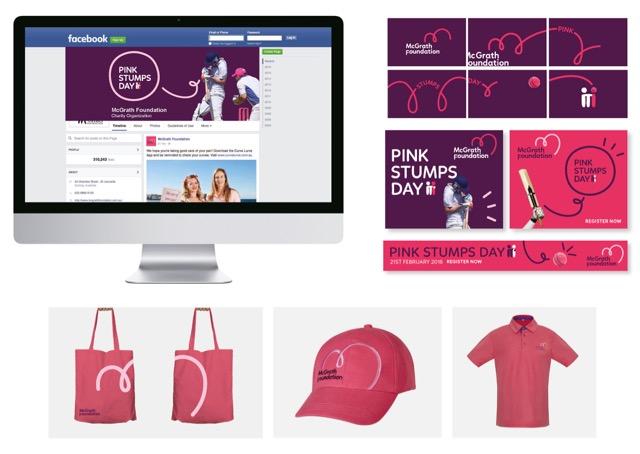 Web presence and merchandise
