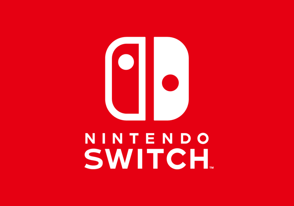 Nintendo Switch primary logo