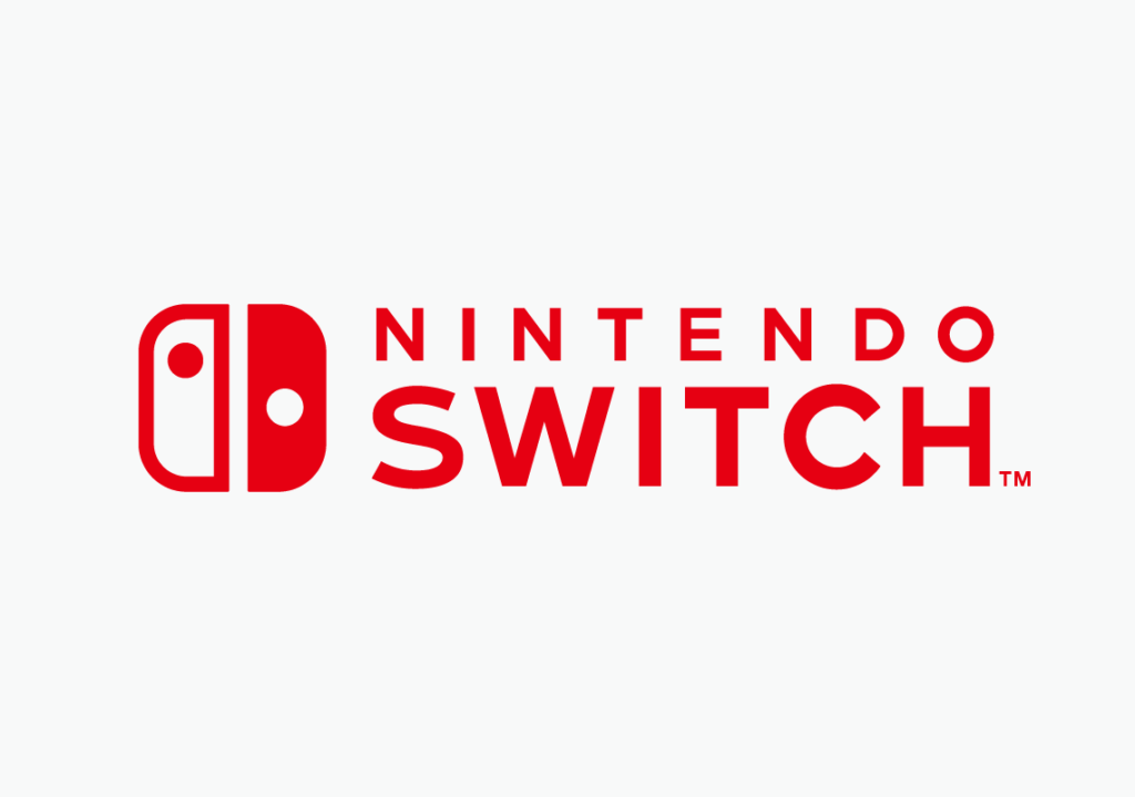 Nintendo Switch horizontal logo