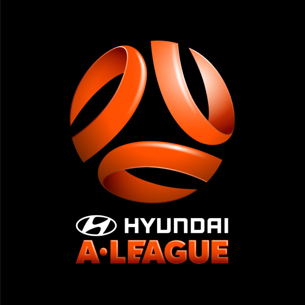 A-League logo detail