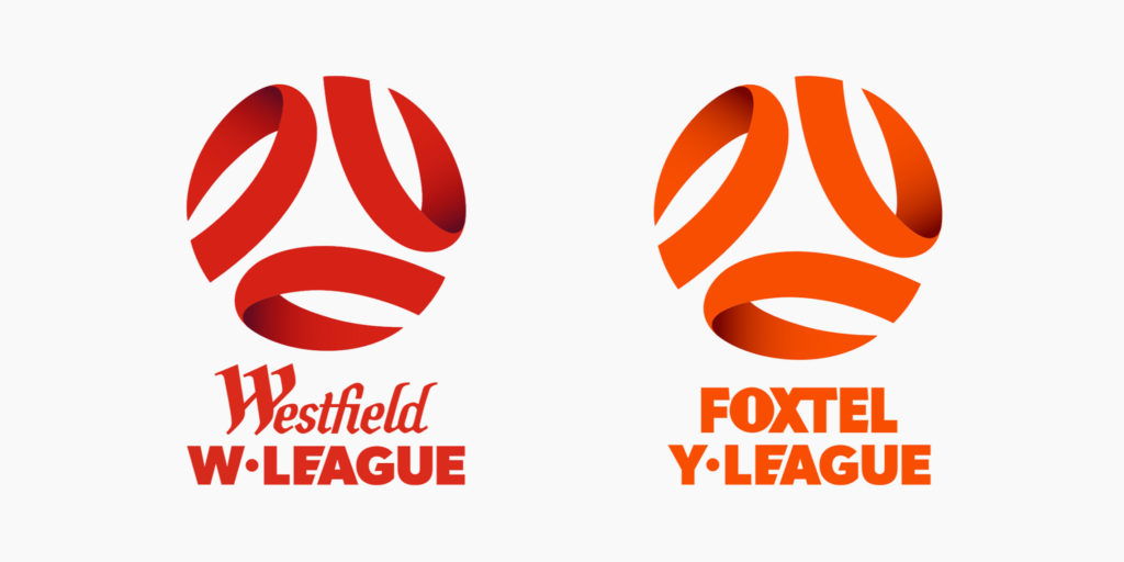 Basic W-League and Y-League logos