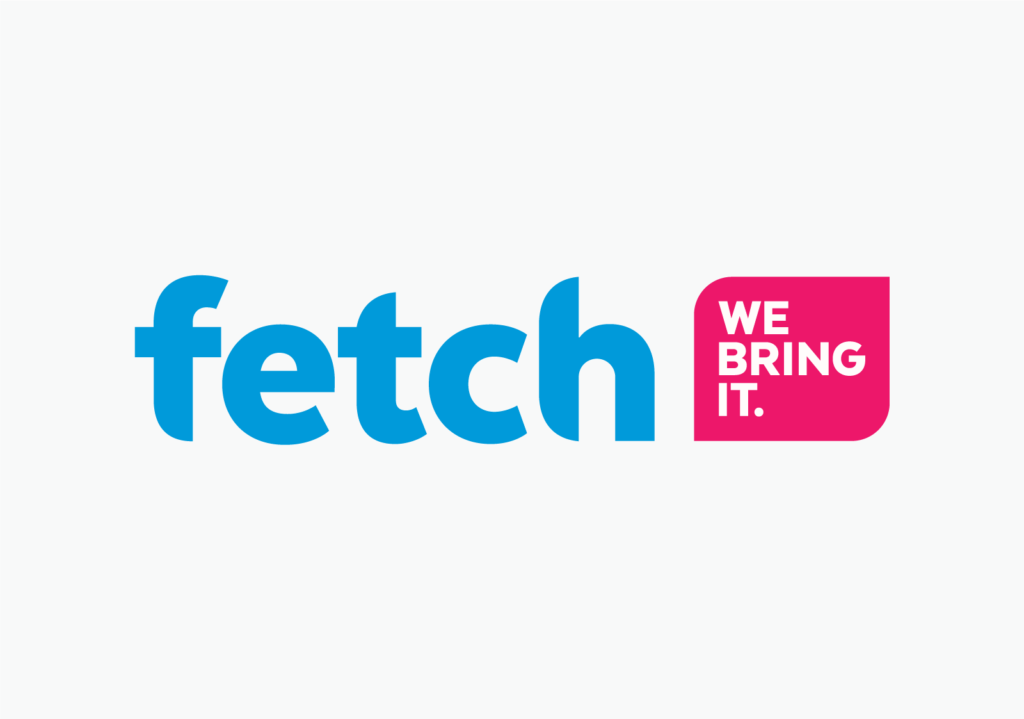 New Fetch logo detail