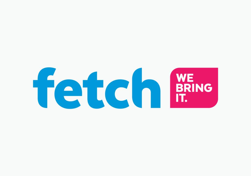 New Fetch logo detail
