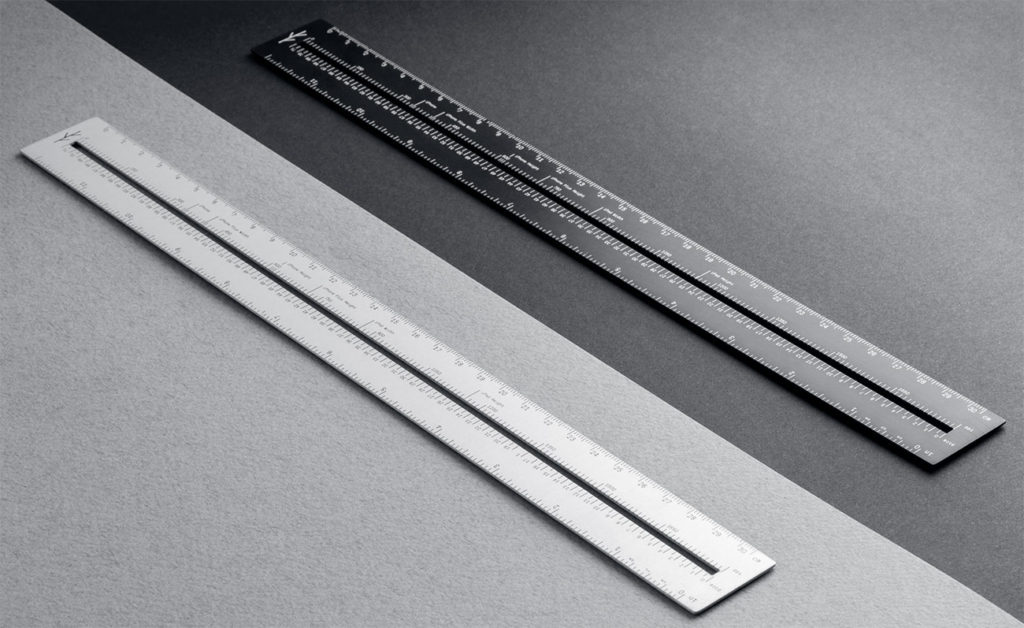 Introducing the Lindlund ruler