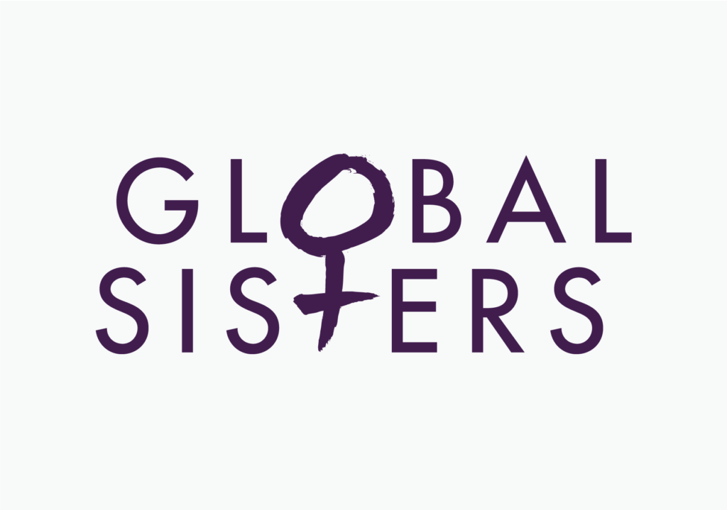 New Global Sisters logo detail