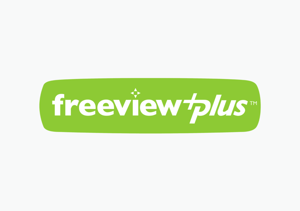 Freeview Plus old logo detail
