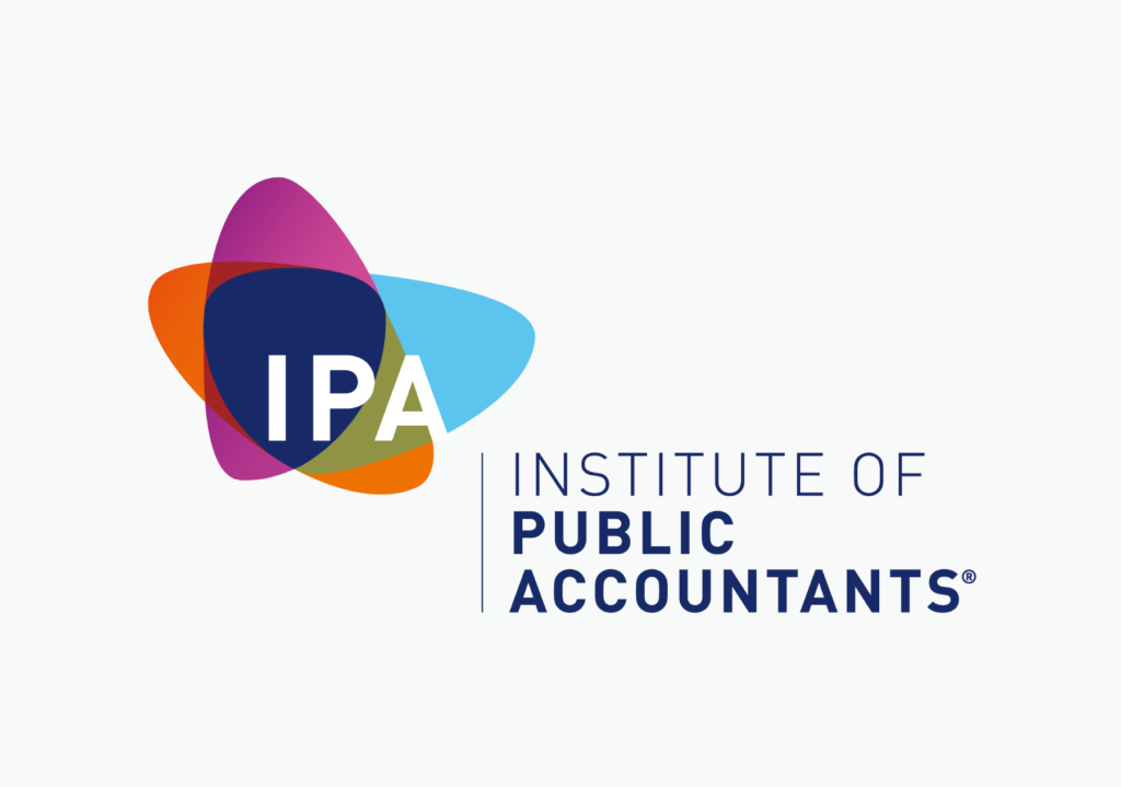 New Institute of Public Accountants logo detail