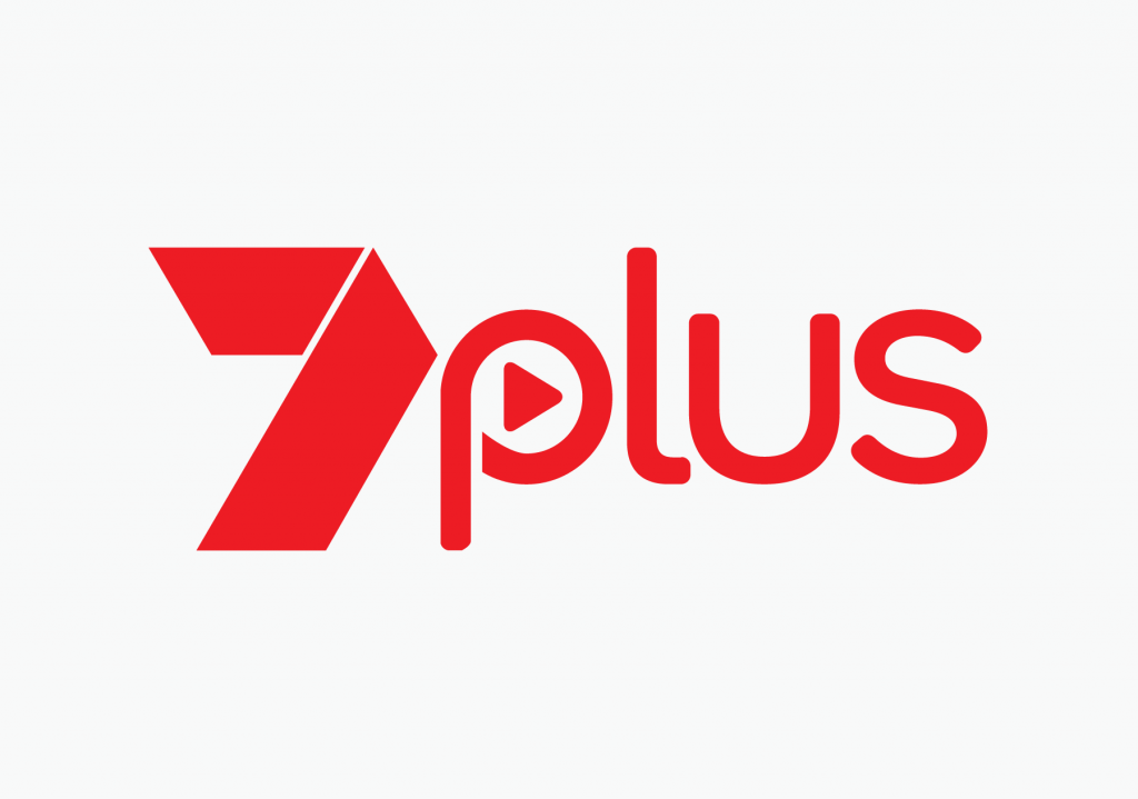 New 7plus logo in detail