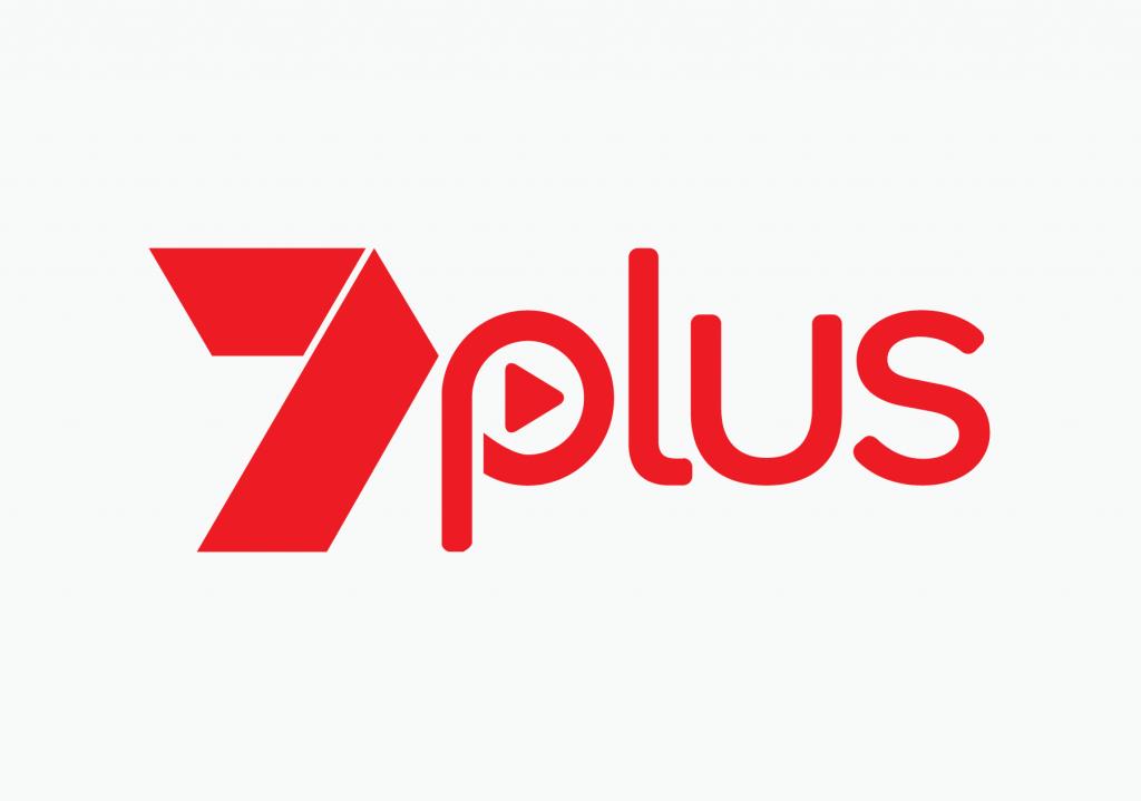 New 7plus logo in detail