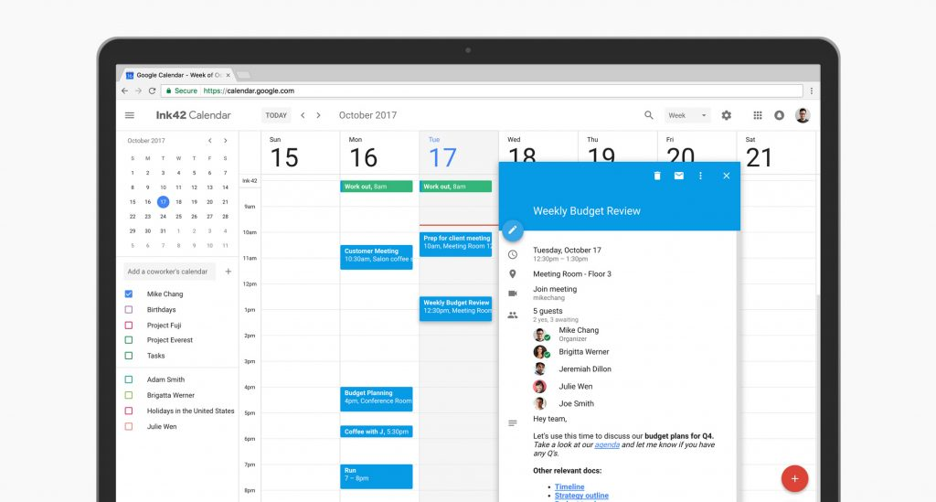 Google Calendar: Add rich formatting and hyperlinks to your Calendar invites