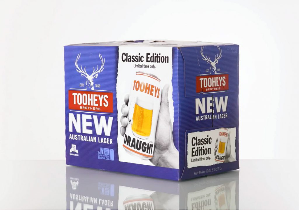 Tooheys New Classic Edition 30-pack