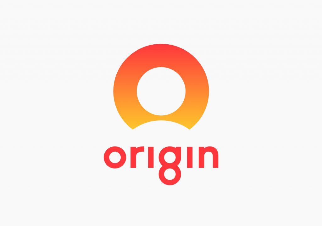 New Origin Energy logo