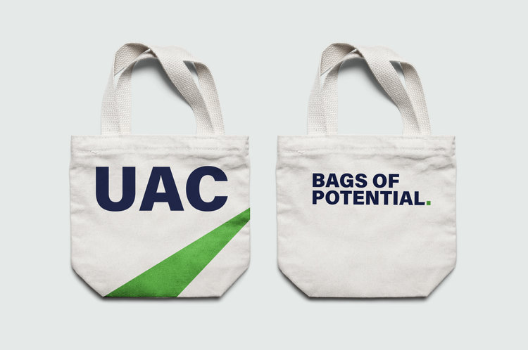 Universities Admissions Centre tote bags