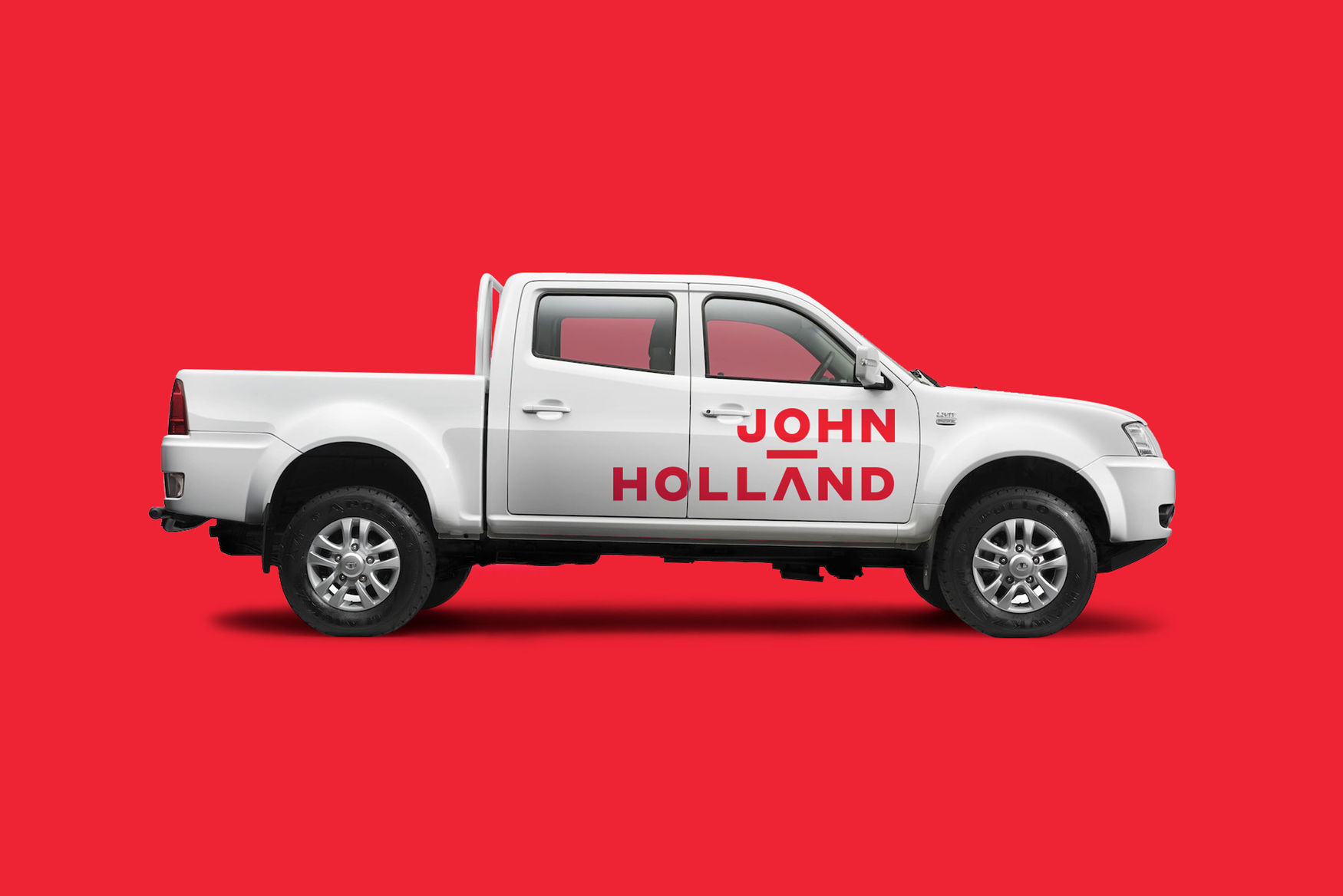 John Holland vehicle livery