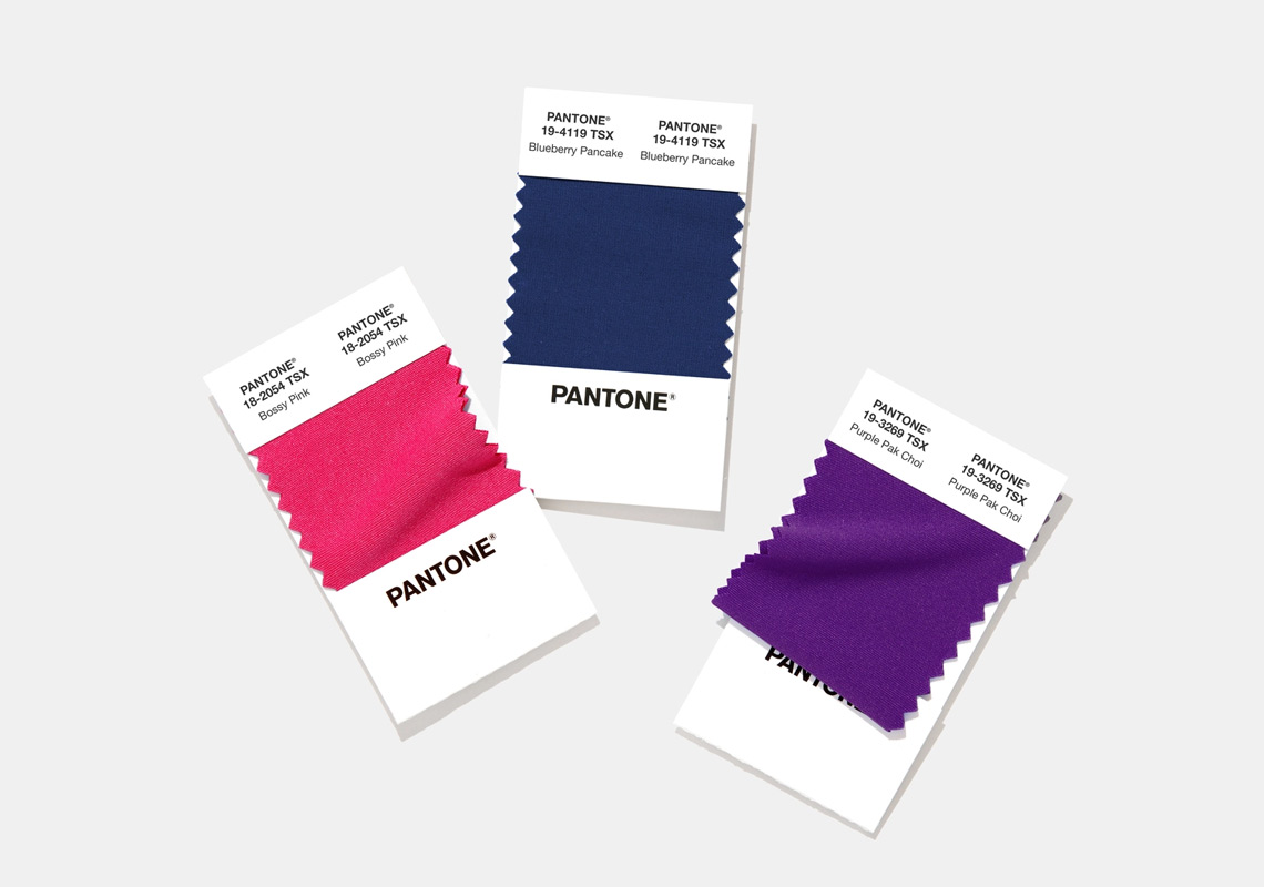 Pantone Polyester Swatches
