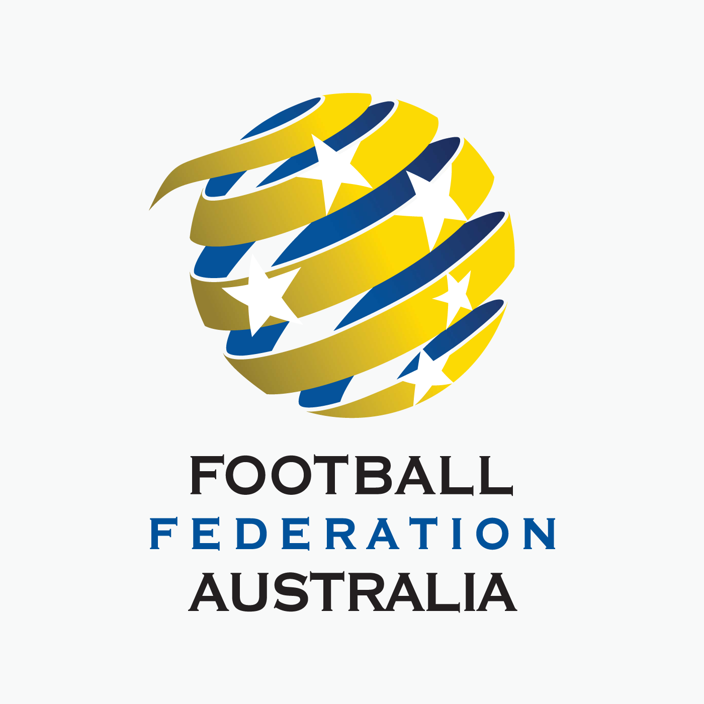 Old Football Federation Australia logo